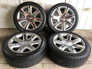 "22"" Cadillac Escalade Wheels Rims Tires 285/45/20 for Sale in Santa Ana, CA"