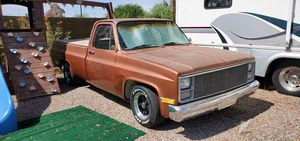 1983 chevy C10 long bed 4.1L engine with airbags suspension for Sale in Phoenix, AZ