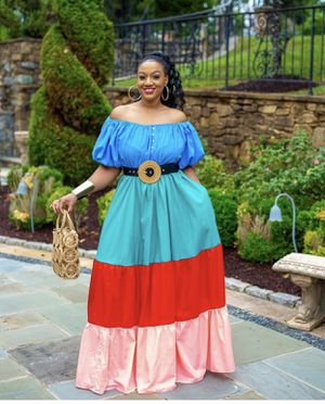Maxi dress available from Size small to 3XL for Sale in Bowie, MD