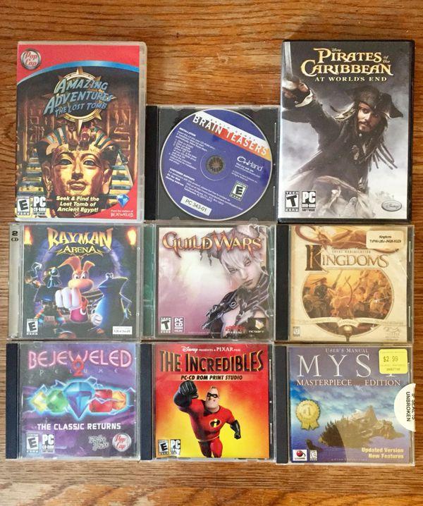 Random PC games