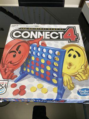 Connect 4 game board for Sale in Stockton, CA