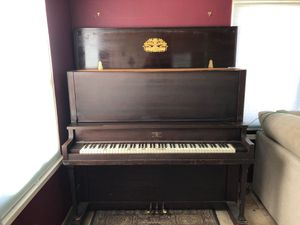 The Schaff bros. Co. Up right piano for Sale in Cypress, CA