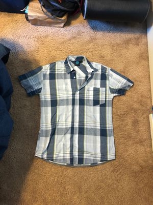 Boys plaid button up size XL for Sale in Granite Bay, CA