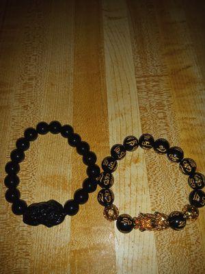 2 feng shui bracelet for Sale in San Antonio, TX