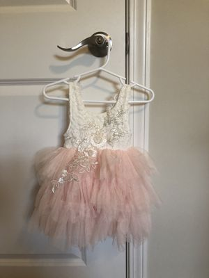 Baby Flower Girl Dress for Sale in Plainfield, IL