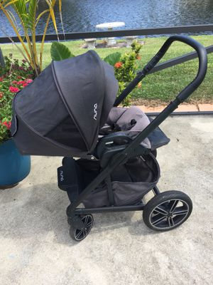 Used NUNA Mixx2 Mixx 2 Reversible Stroller for Sale in West Palm Beach, FL