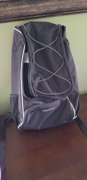 Amazon Basics Black Hiking etc Backpack for Sale in Aurora, IL
