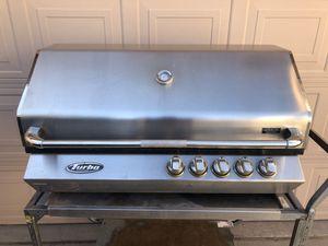 Turbo 5 burner Stainless Steel BBQ Built I'm Grill for Sale in Apache Junction, AZ