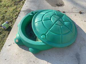 Sandbox turtle for Sale in Fowlerville, MI