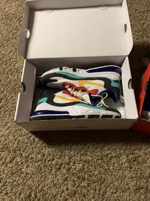 Nike reacts sz11.5 for Sale in Aurora, CO