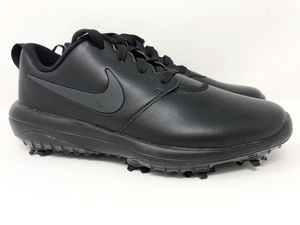 Nike Roshe G Tour Golf Shoes Black AR5582-007 Women's Size 7.5 for Sale in San Jose, CA