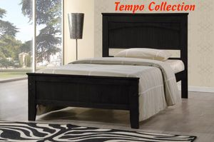 NEW, Twin Bed Frame with Slats, Capuccino, SKU# 7579CP for Sale in Huntington Beach, CA