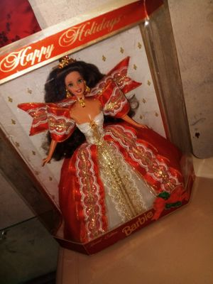 Happy Holiday Barbie special edition 1997 for Sale in Lakeland, FL