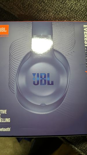 JBL WIRELESS NOISE CANCELLING HEADPHONES used in great condition for Sale in Tacoma, WA