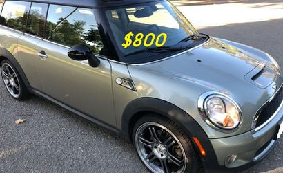 ❇️URGENTLY 💲8OO Very nice Mini Cooper 💝Runs and drives very smooth! in very good condition.🟢 for Sale in Vancouver,  WA