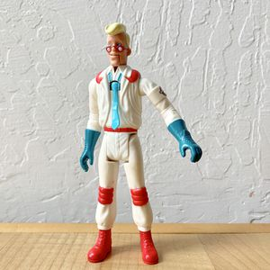 Vintage 80s Ghostbusters Egon Spengler Fright Features Action Figure Toy for Sale in Elizabethtown, PA
