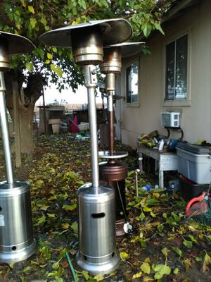 Patio heater for Sale in Fowler, CA