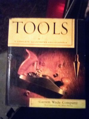 Garrett Wade Company, Book name: Tools for Sale in Lake Ozark, MO