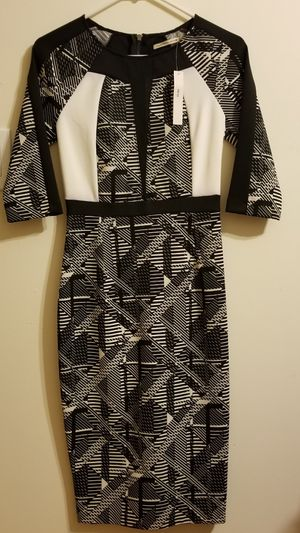 Black &white dress for Sale in Queens, NY
