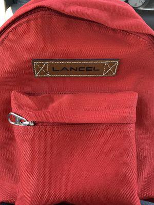 Lancel bakcpack for Sale in Durham, NC