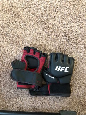 UFC boxing gloves for Sale in Edison, NJ
