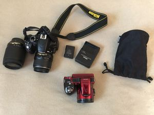 Nikon d3200 DSLR camera for Sale in Fort Lauderdale, FL