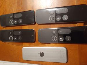 Apple TV remote for Sale in Los Angeles, CA