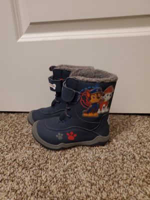 Snow boots kids for Sale in Plainfield, IL