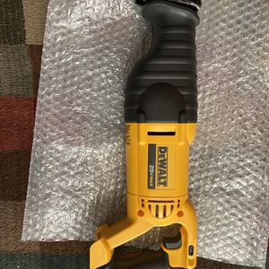Dewalt 20v Max Sawzall Tool Only New for Sale in San Diego, CA