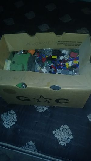 Masive box of legos for Sale in Prineville, OR