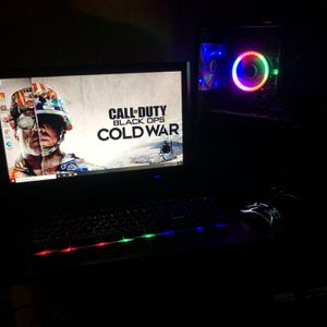 Full Gaming PC Setup i5 2500K, R9 290X, 8gb Ddr3, 600w Psu Etc for Sale in Chicago, IL