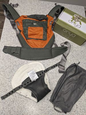 Onya Baby Outback baby carrier for Sale in San Diego, CA