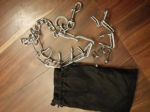 Prong collar for Sale in West Sacramento, CA