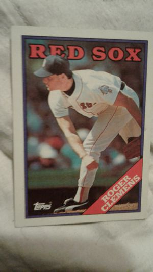 Baseball card collectables for Sale in Kent, WA