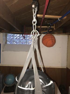 Everlast Punching Bag for Sale in Detroit, MI