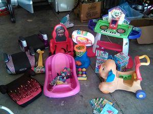 Kids toys plus more for Sale in Phoenix, AZ