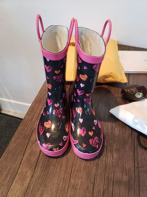 Zoogs Rain boots size 2 for Sale in Los Angeles, CA