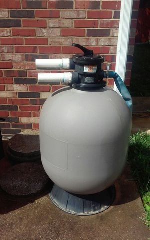 Pool sand filter for Sale in Gaithersburg, MD