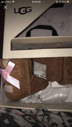 Brown ugg boots size 1 for Sale in Nashville, TN