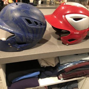 Excellent Baseball Helmets for Sale in Anaheim, CA