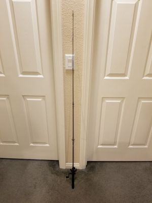 Used Ultralight Travel Rod and Reel Spinning Fishing Combo for Sale in Las Vegas, NV