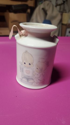Precious moments milk jug for Sale in Beaverton, OR