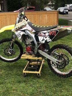 2008 RMZ 450 for Sale in Troutdale,  OR