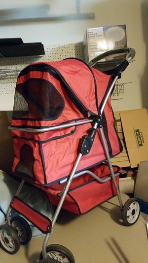 No longer for sale.....not deleting for some reason. Dog stroller for Sale in Phoenix, AZ