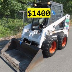 👑$1400 👑URGENT For sale📕1997 Bobcat 753,Very Clean!Clean Tittle!Runs and Drives great✍ for Sale in Springfield,  IL