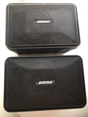 BOSE: model 101 music monitor. Speaker. Perfect condition. Work very well. for Sale in Taylorsville, UT