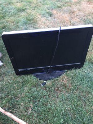 """Vizio 24"""" tv with remote for Sale in Sultan, WA"""