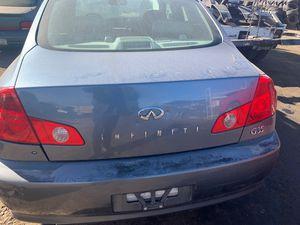 2006 infinity g35 parts for Sale in Phoenix, AZ