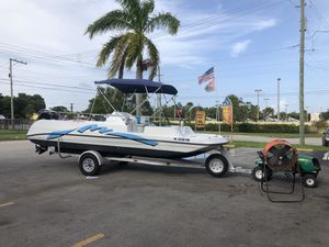 22 ff Pontoon boat for Sale in Miami, FL
