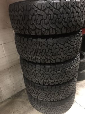 Jeep wheels and tires for Sale in Orem, UT